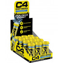Cellucor C4 Shot Rocks 12 Pack Icy Blue Razz