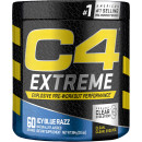 Cellucor C4 Extreme 60 Servings Icy Blue Razz