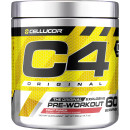 Cellucor C4 60 Servings Fruit Punch