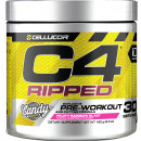 Cellucor C4 Ripped 30 Servings Fruity Rainbow Blast
