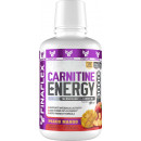 Finaflex Carnitine Energy 3000mg 30 Servings Peach Mango