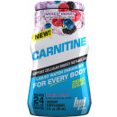 BPI Sports Carnitine Liquid Water Enhancer 6 Pack/ 24 Servings Each Mixed Berry