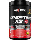 Six Star Elite Series Creatine X3 2.5lbs Fruit Punch