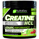 NutraKey Creatine HCl 125 Servings Cherry Limeade