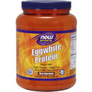 NOW Sports Eggwhite Protein - 1.5lbs Rich Chocolate