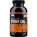 ON Fish Oil Softgels - 200 Softgels
