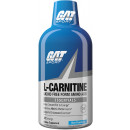 GAT Essentials L-Carnitine 1500 16oz Blue Raspberry