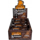 Grenade Carb Killa Brownie Box of 12 Fudge Brownie