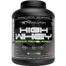 Revolution Nutrition High Whey 5lbs Chocolate