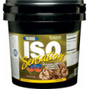 Ultimate Nutrition Iso Sensation 93 - 5lbs Chocolate Fudge