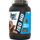 BPI Sports ISO HD 1.6lbs Chocolate Brownie NEW