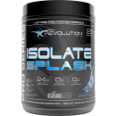Revolution Nutrition Isolate Splash 23 Servings Blue Raspberry