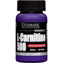 Ultimate Nutrition L-Carnitine 500 60 Tablets