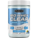 MuscleTech Iso Whey Clear 19 Servings Lemon Berry Blizzard