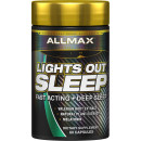 AllMAX Nutrition Lights Out Sleep 60 Capsules