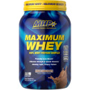 MHP Maximum Whey 2lbs Milk Chocolate