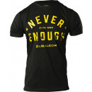 Cellucor Never Enough T-Shirt Medium Black