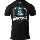 eFlow Nutrition Warrior T-Shirt Medium Black