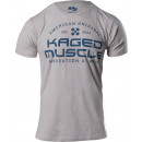 Kaged Muscle Innovation At Work T-Shirt Medium Sand Heather