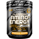 MuscleTech Essential Series Platinum Amino Energy 30 Servings Tropical Mango