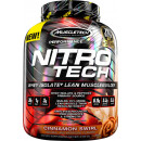 MuscleTech Nitro-Tech Performance Series 4lbs Cinnamon Swirl