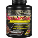 MuscleMaxx High Energy Protein Shake 5lbs Chocolate Fudge