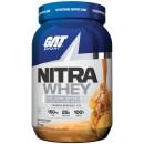 GAT Sport Nitrawhey 25 Servings Peanut Butter Cookie