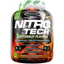 MuscleTech Nitro-Tech Performance Series 4lbs Naturally Flavored Milk Chocolate
