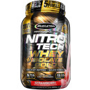 MuscleTech Nitro-Tech Whey Plus Isolate Gold 2lbs Strawberry Shortcake