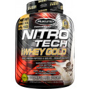 MuscleTech Nitro-Tech 100% Whey Gold 5.5lbs Cookies & Cream