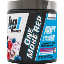 BPI Sports One More Rep 25 Servings Berry Splash
