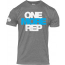 M&S BPI Sports One More Rep T-Shirt Medium Grey