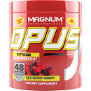 Magnum Nutraceuticals Opus 48 Servings Red Berry Candy