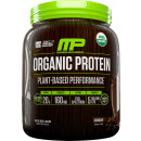 MusclePharm Plant-Based Organic Protein 15 Servings Chocolate