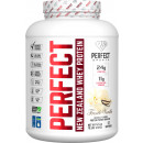 Perfect Sports Perfect New Zealand Whey Concentrate 4.4lbs French Vanilla