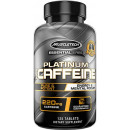 MuscleTech Essential Series Platinum 100% Caffeine 125 Tablets