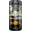 MuscleTech Essential Series Platinum 100% L-Arginine 100ct