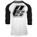 ProSupps Baseball Tee Small Black