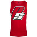 ProSupps Athlete Tank Small Red