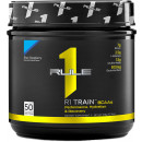 Rule 1 R1 Train BCAAs 50 Servings Blue Raspberry