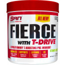 San Fierce with T-Drive 25 Servings Atomic Green Apple