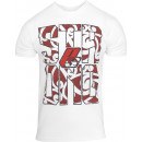 "ProSupps ""Strong"" T-Shirt Small White"