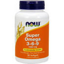 NOW Foods Super Omega 3-6-9 - 90 Softgels