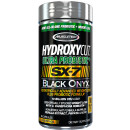 MuscleTech Hydroxycut Ultra Probiotic+ SX-7 Black Onyx 80 Capsules
