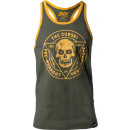 JNX Sports The Curse! Stringer Small Military Green/Gold