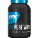 EFX Sports Training Ground Pure Whey 2.4lbs Chocolate