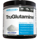 PEScience TruGlutamine 30 Servings Unflavored