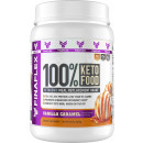 Finaflex 100% Keto Food 14 Servings Vanilla Caramel