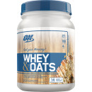ON Whey & Oats 14 Servings Vanilla Almond Pastry