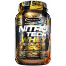 MuscleTech Nitro-Tech Whey Plus Isolate Gold 2lbs Double Rich Chocolate